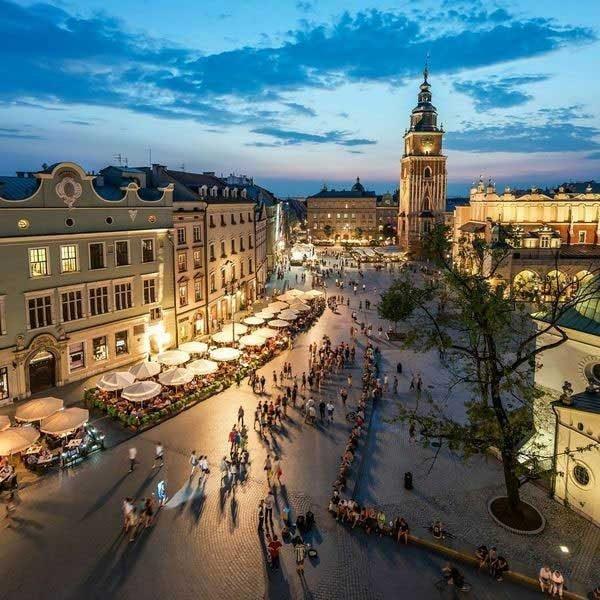 Polonia -Cracovoa