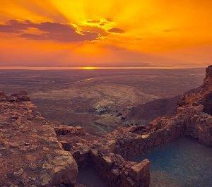 Israele - Masada