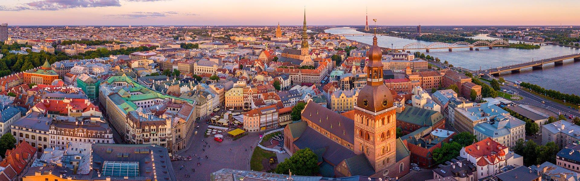 Pellegrinaggio nei Paesi Baltici Rusconi Viaggi Pellegrinaggi