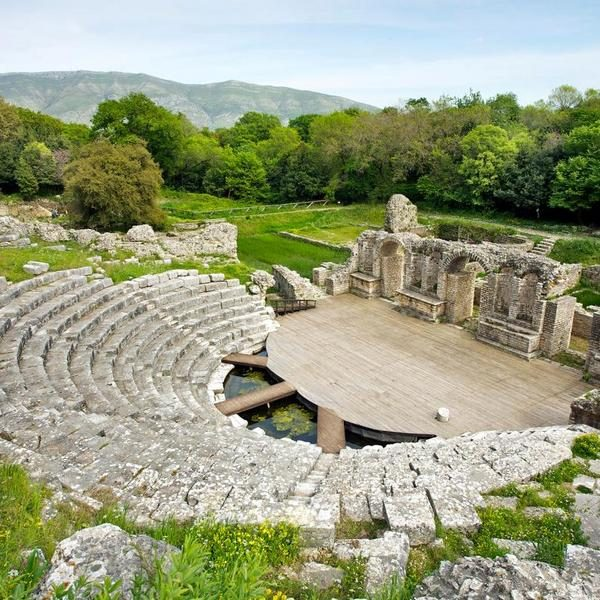 Albania - Butrint