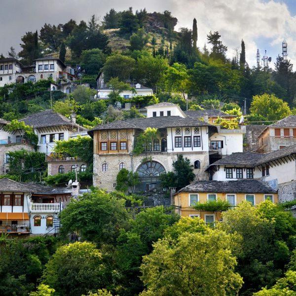 Albania - Argirocastro