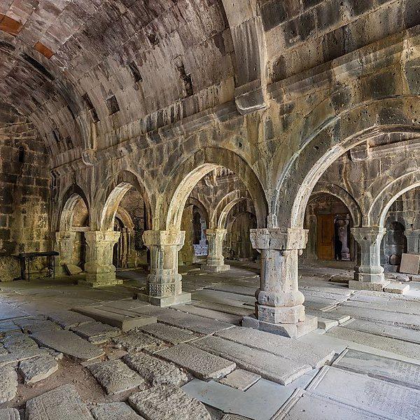 Armenia - Sanahin