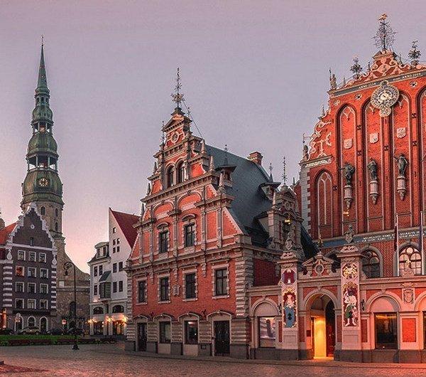 Paesi Baltici - Riga