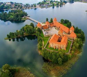 Repubbliche Baltiche - Trakai