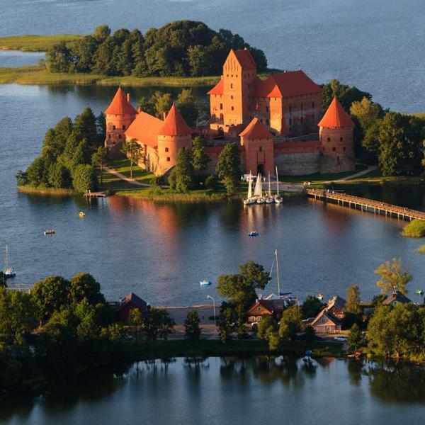 Paesi Baltici - Trakai