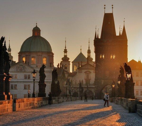 Europa Centrale - Praga