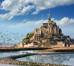 Francia - Le Mont St Michel