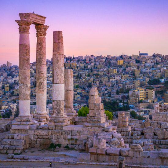 Giordania - Amman