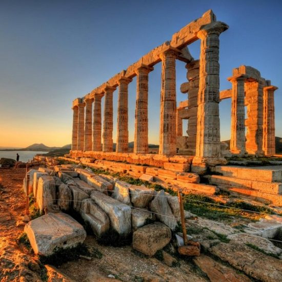Grecia - Capo Sounion