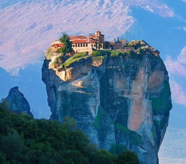Grecia - Meteore