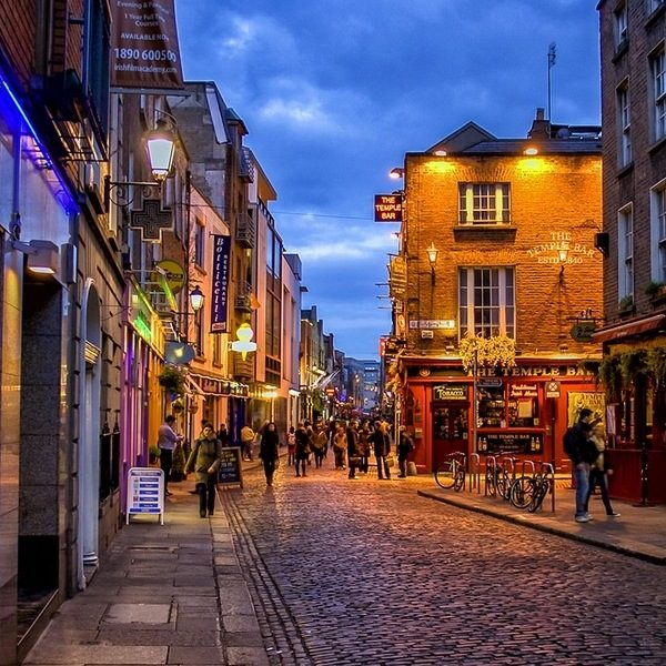 Irlanda - Dublino