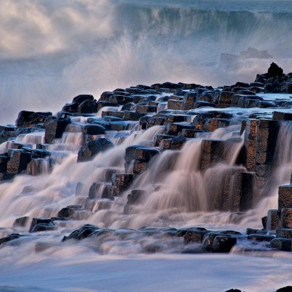Irlanda -Giants Causeway