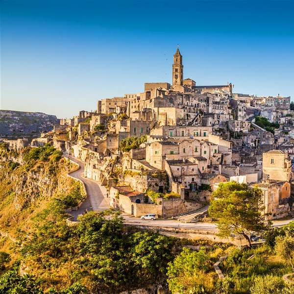 Italia - Matera
