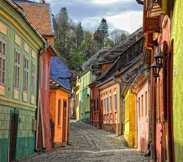 Romania - Sighisoara